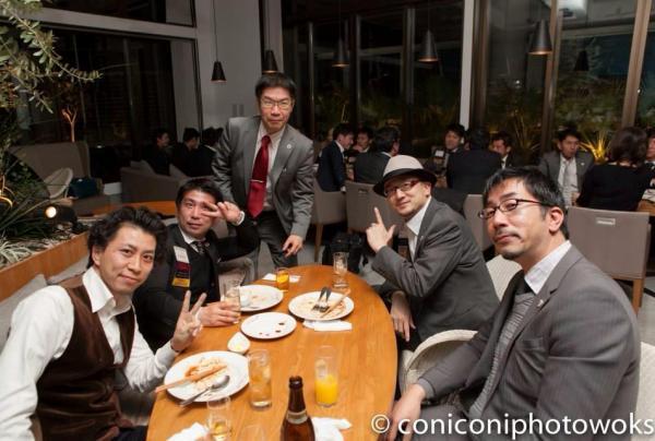 5グループ合同新年会
