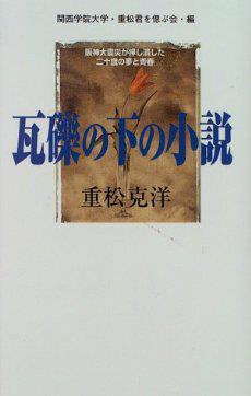 瓦礫の下の小説