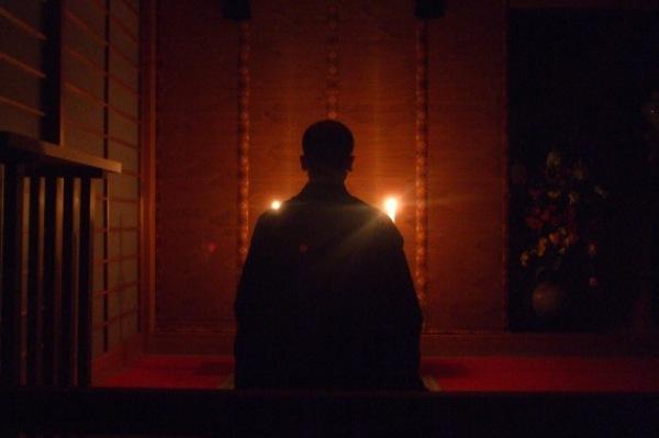 深夜の祈り