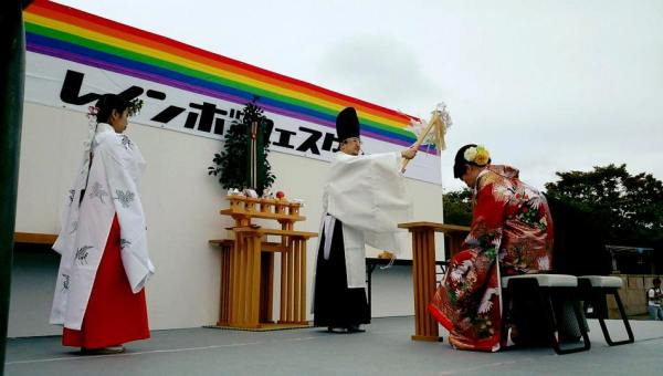 平等結婚式